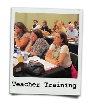 Teacher Training Gallery