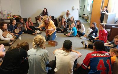 VSA TN Prepares for Storytelling Event